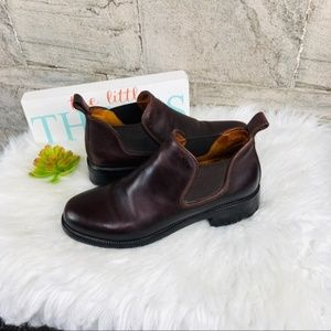 Cole Haan Air Mara Brown Chelsea Ankle Boot Sz 8.5